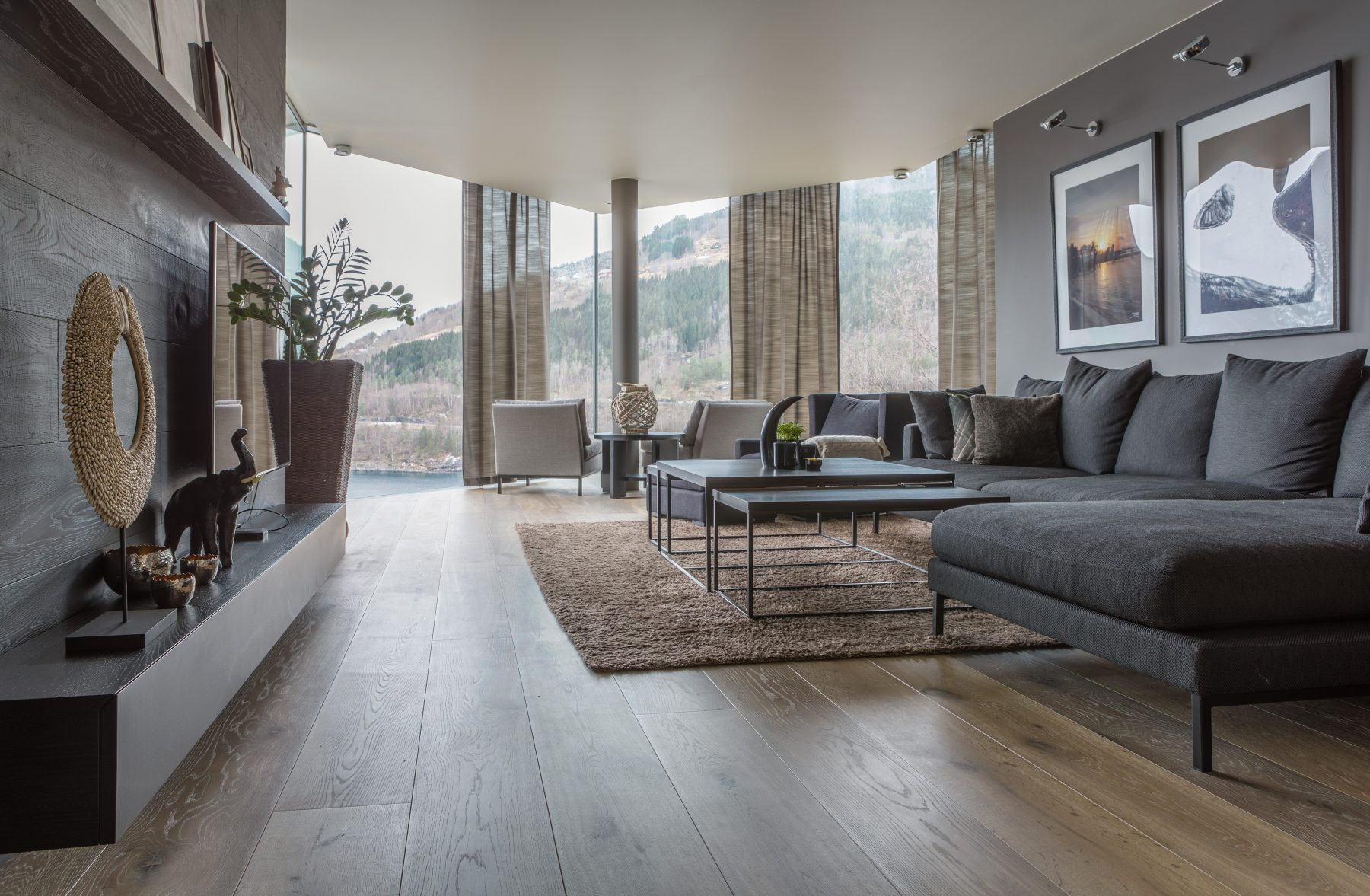 Stue interiør – astric