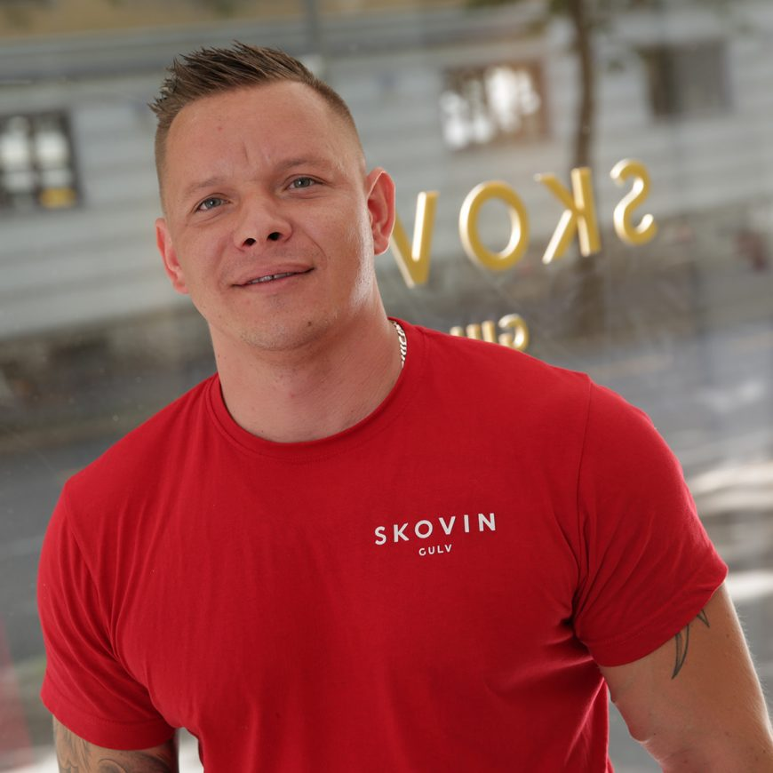 Michal Kowalczyk <br />Monteringsansvarlig<br />Skovin Montering AS