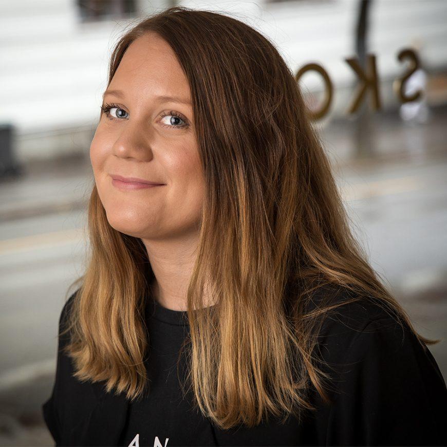 Hanne Eriksson <br />Butikksjef